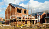 New builds York, New homes development and new house building in York, Harrogate, Yorkshire, the UK