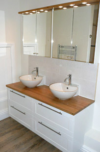 Bathroom installation and refurbishment York