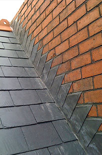 Roofing repairs work, tiling and chimney work in York