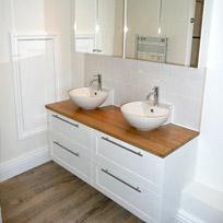 Bathroom installatnio and refurbishment York
